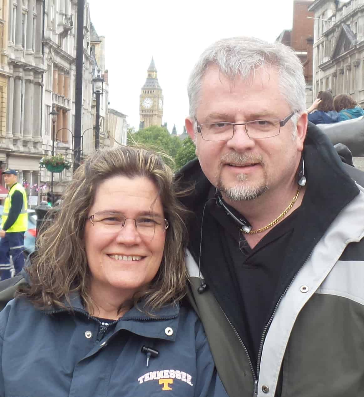 Shelly Powers & Steve Powers